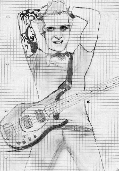 Johnny Christ by foREVer